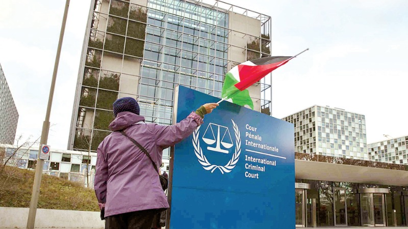 """انتصار فلسطيني بقرار """"الجنائية الدولية"""" فتح تحقيق بجرائم الاحتلال"""