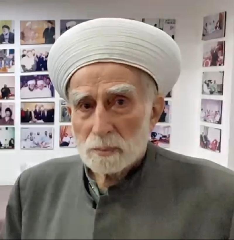 رحيل القاضي الشيخ أحمد الزين... الثابت بالسعي للوحدة الإسلامية