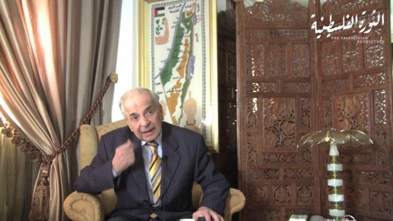 المجلس الوطني الفلسطيني  ينعى المناضل والقائد الوطني محمود الخالدي