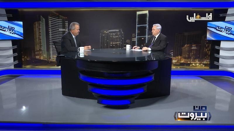 """(فيديو) الإعلامي هيثم زعيتر يحاور النائب ياسين جابر حول """"التهديدات الإسرائيلية وصعوبات تشكيل الحكومة"""" 09-10-2018"""