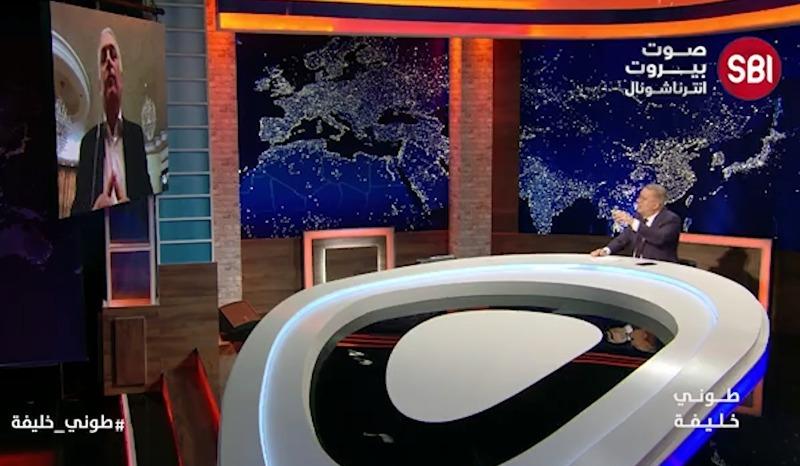 فيديو - الإعلامي طوني خليفة يستضيف الإعلامي هيثم زعيتر حول جنوح نتنياهو