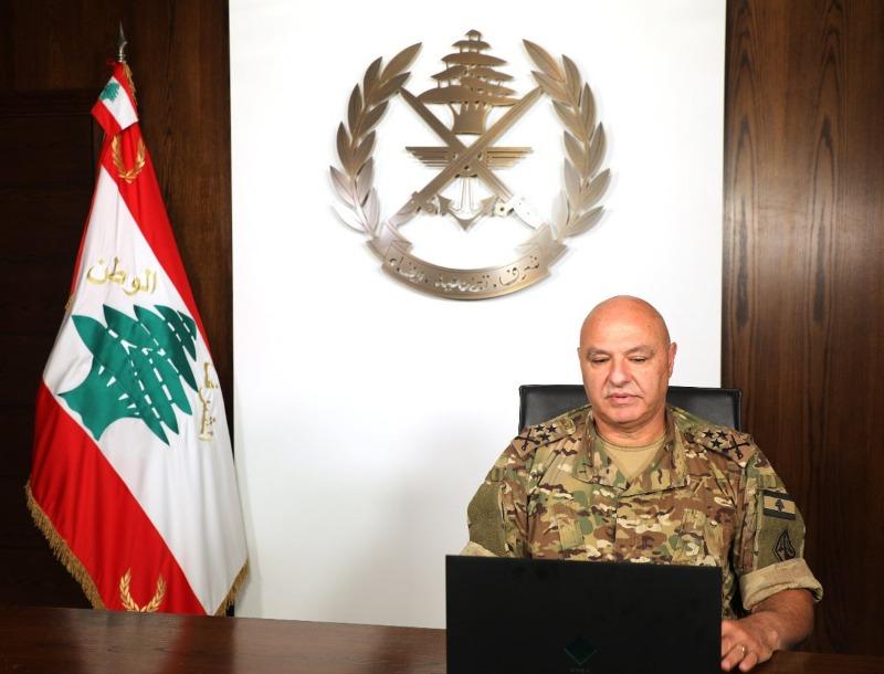 قائد الجيش العماد عون يحذر: المس بالمؤسسة العسكرية يعني الفوضى