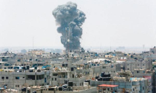رئيس مجلس أشكول: من الضروري الدخول في جولة قتال أخرى بغزة