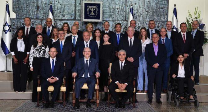 """لا فرق بين حكام """"إسرائيل"""" الجدد ونتنياهو"""