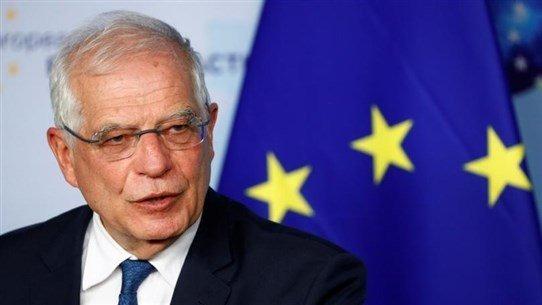 """الاتحاد الأوروبي يلوّح بالعقوبات من بيروت... ورسالة """"صارمة""""!"""