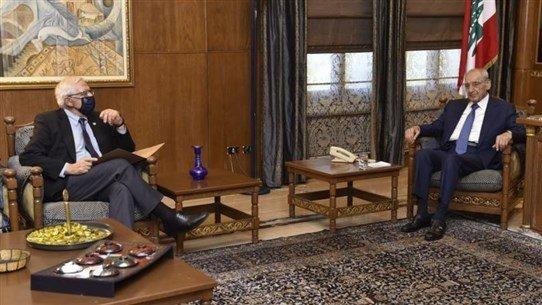 الرئيس برّي: العقبات التي تحول دون إنجاز الحكومة هي محض داخلية