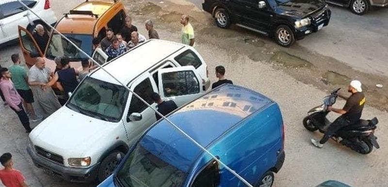 الأهالي يوقفون عصابة سرقة في مرياطة - قضاء زغرتا