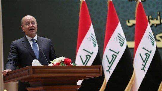 الرئيس العراقي: أي انتهاك لسيادة الناخبين هو انتهاك لسيادة العراق