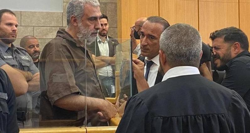 محكمة الاحتلال المركزية في الناصرة تحوّل الشيخ كمال خطيب للاعتقال المنزلي لمدة 3 أشهر بشروط مقيدة أخرى