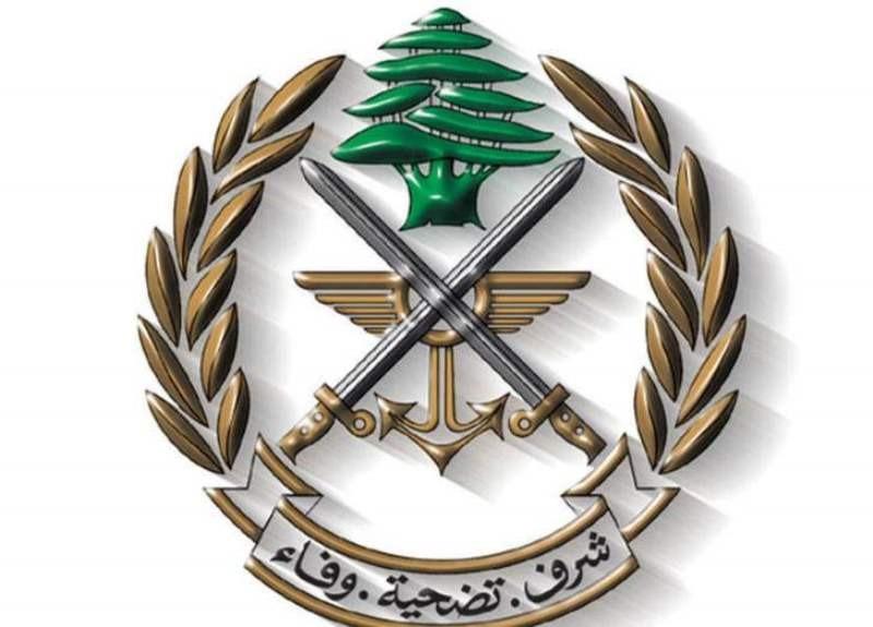 الجيش: توقيف أشخاص في منطقتي المشرفية وصحراء الشويفات