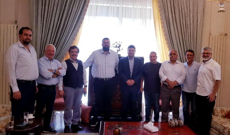 التجديد لأحمد الحريري رئيساً للنادي الأهلي - صيدا
