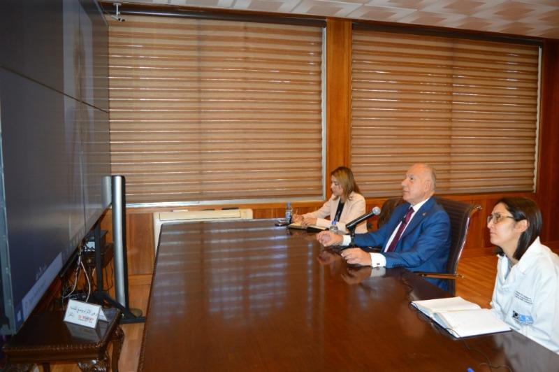 لقاء بين غرفة طرابلس والغرفة الأوسترالية النيوزيلندية للبحث في التعاون الاستثماري النهضوي المشترك