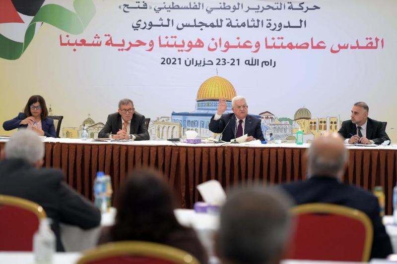 """الرئيس عباس: أدعو """"فتح"""" و""""حماس"""" وفصائل منظمة التحرير والجهاد الإسلامي للعودة فورا للحوار"""