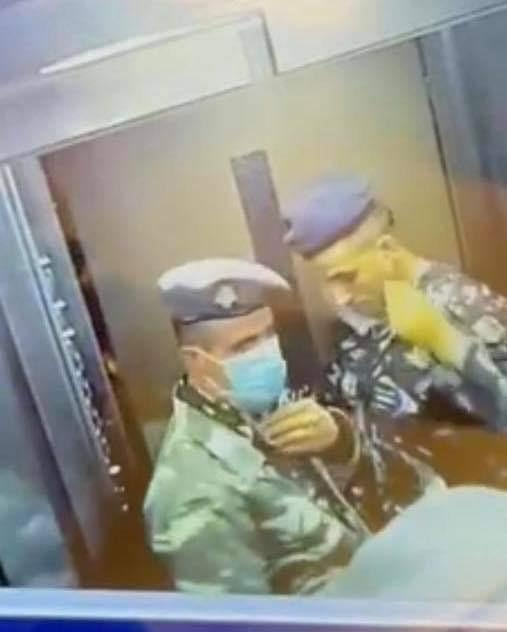 بالصورة - انتحال صفة امنية في طرابلس بهدف السرقة