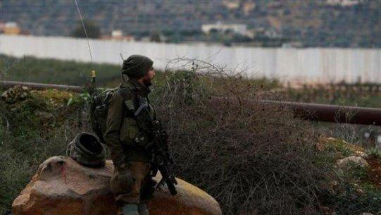 أعمال صيانة إسرائيلية على الطريق العسكرية غرب شبعا