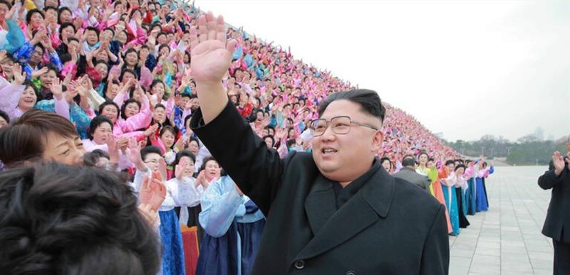 زعيم كوريا الشمالية يدعو إلى احترام المرأة... وهذا ما قاله