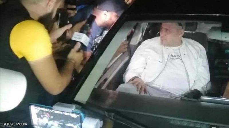جورج وسوف يفاجئ المحتجين في بيروت.. وهذا ما طلبوه منه