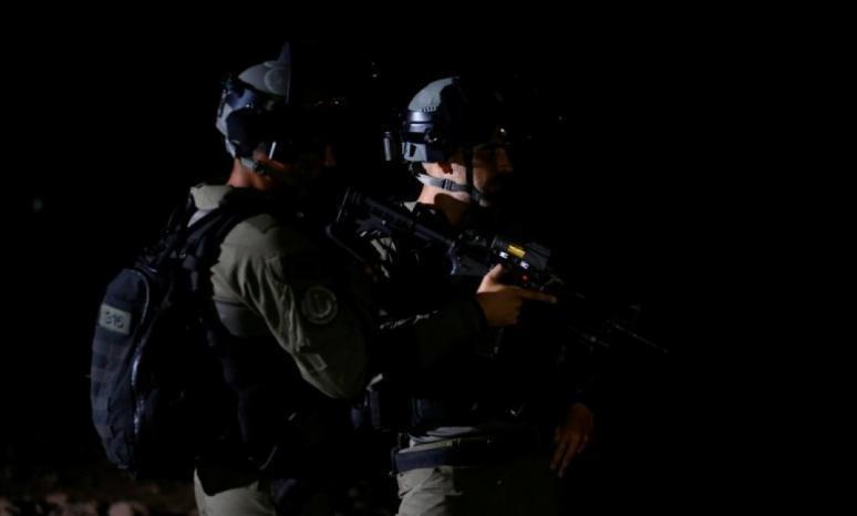 قوات خاصة من جيش الاحتلال تختطف شابين من جنين