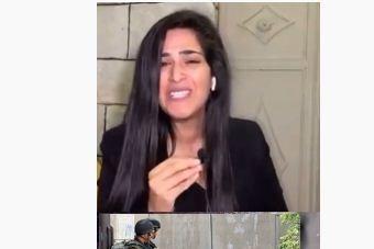 بالفيديو.. صحافية فلسطينية تروي ويلات الاطفال في سجون الاحتلال