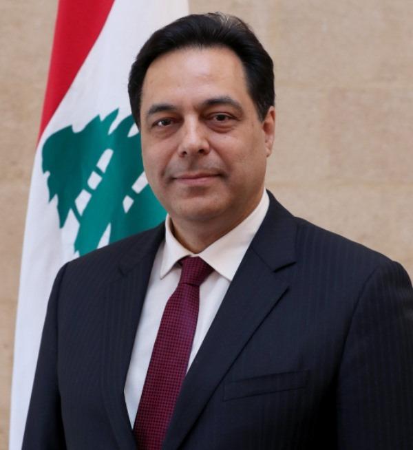 دياب تابع حريق القبيات واتصل بعكر لطلب مساعدة عاجلة من قبرص