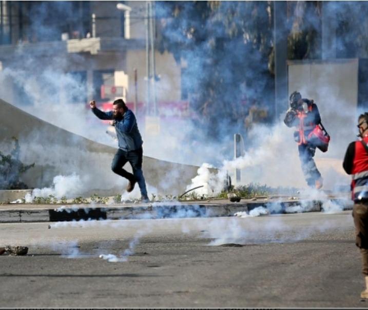 احتجاجات ومواجهات وتعزيز للقبة الحديدية.. ماذا يحصل في الأراضي المحتلة؟