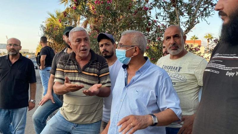 النائب أسامة سعد يحمل المنظومة الحاكمة المسؤولية عما يجري أمام محطات المحروقات