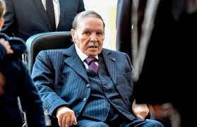 آخر رسالة للرئيس الجزائري الراحل بوتفليقة