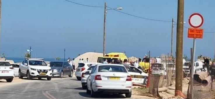 إصابة شرطيين إسرائيليين بعملية دهس في نهاريا