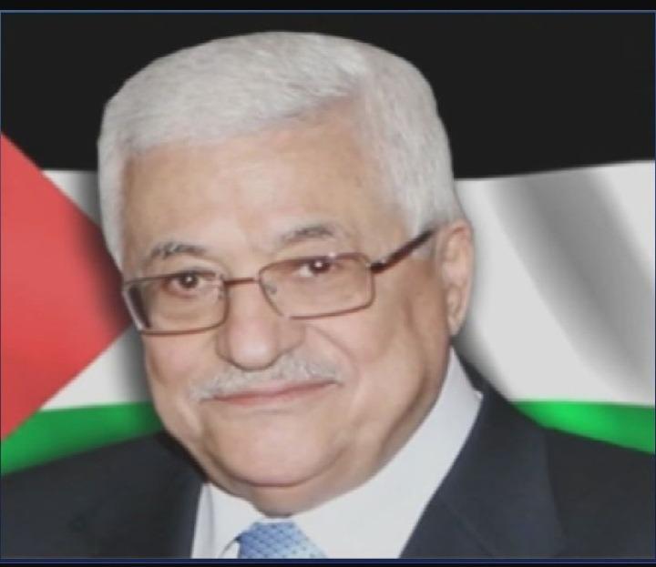 الرئيس عباس يعزي نظيره الجزائري بوفاة الرئيس السابق عبد القادر بن صالح
