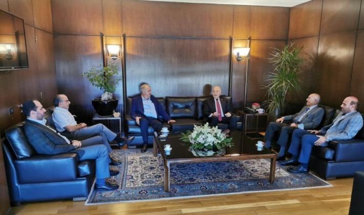 دبوسي يزور غرفة صيدا: طرابلس الكبرى أساس في العملية الإنقاذية الوطنية