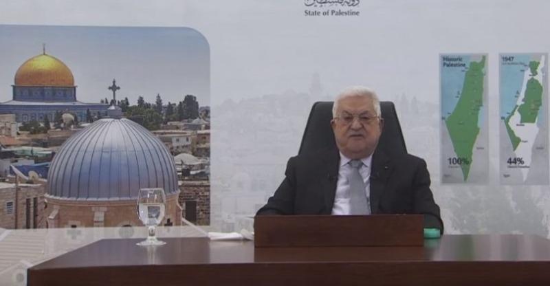 الرئيس عباس أمام الأمم المتحدة: يبدو أننا على مفترقِ طرق وقَدْ طفحَ الكيل والوضعُ أصبحَ لا يُحتمل