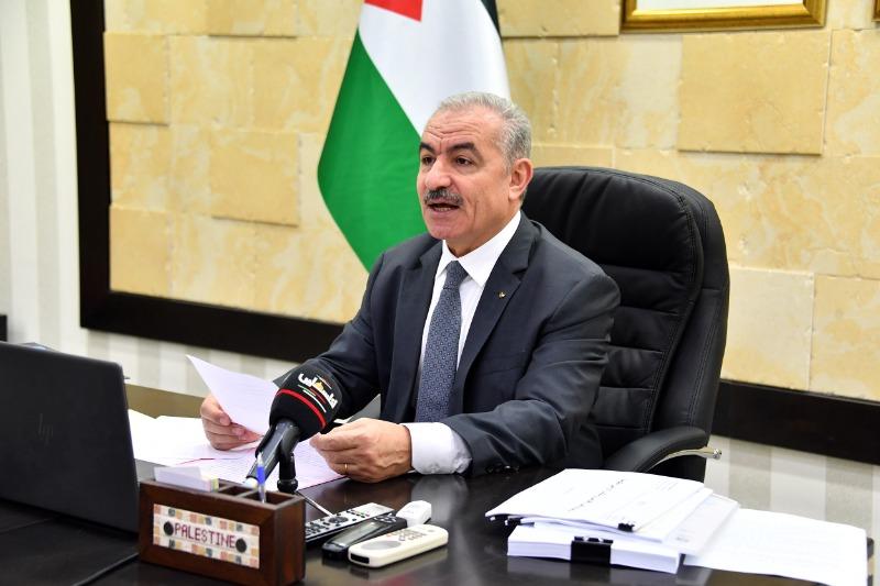 رئيس الوزراء الفلسطيني: خطاب الرئيس عباس بمثابة جرس إنذار للمجتمع الدولي من المخاطر المترتبة على استمرار الاحتلال