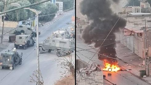 جيش الاحتلال يغتال اربعة فلسطينيين خلال اقتحام مدن الضفة الغربية