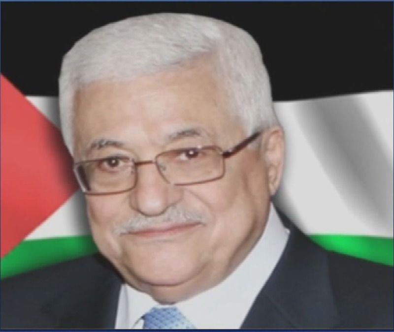 الرئيس عباس يهاتف الأسيرة المحررة خالدة الجرار