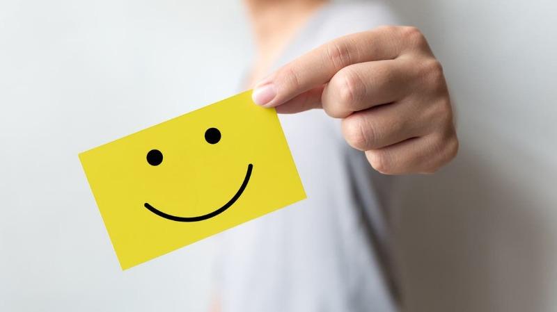 السعادة ليست حلمًا ولا وهمًا!